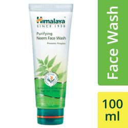 Himalaya Purifying Neem Face Wash 100ml