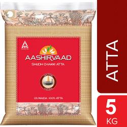 Aashirwad Atta 5kg