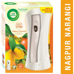Airwick Freshmatic Machine Complete Kit - Nagpur Narangi 250ml