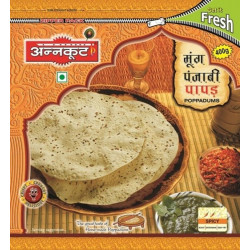 Annkoot Moong Punjabi Papad 400g
