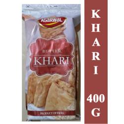 Agarwal Butter Khari 400g