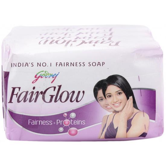Godrej Failr & Glow Soap 100g pack of 4