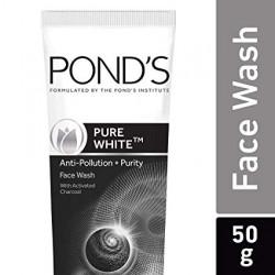 Ponds Pure White Face Wash 50g