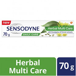 Sensodyne Herbal Care Toothpaste 70g